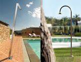Gartendusche pooldusche solardusche schwimmbaddusche for Gartendusche warm kalt selber bauen